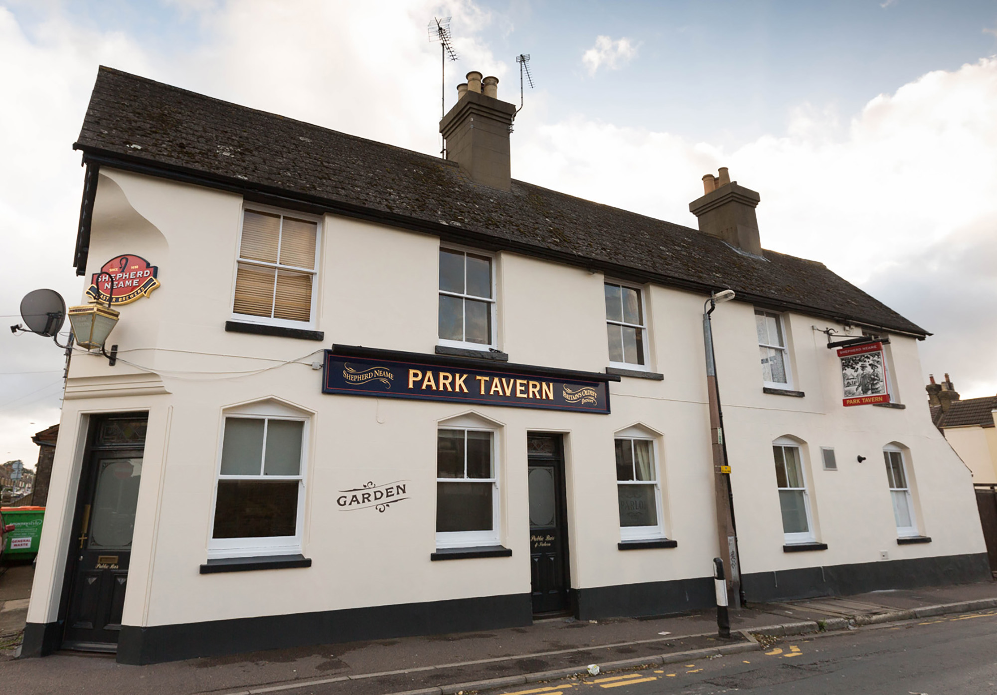 The Park Tavern Sittingbourne