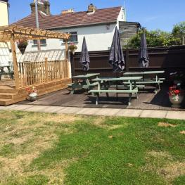 The Park Tavern Sittingbourne Garden 3